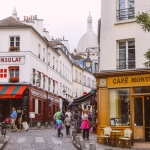 Walking tour Montmartre Paris